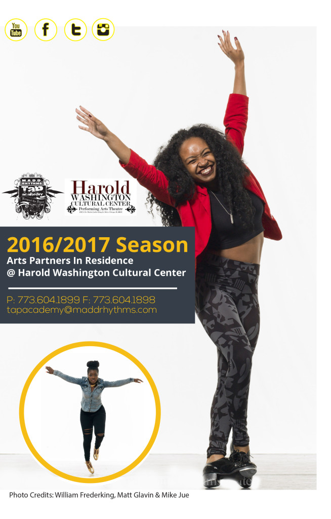 MADD RHYTHMS Brochure FAll 2016 HWCC