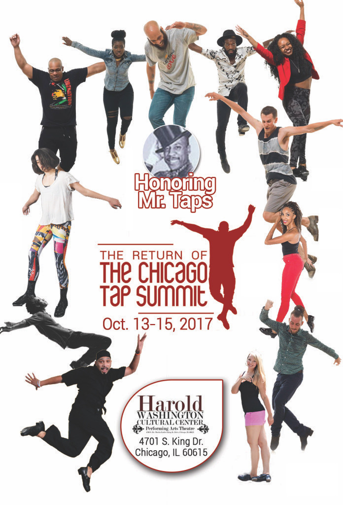 Chicago Tap Summit Is 1 Week Away! Register Now! Classes are