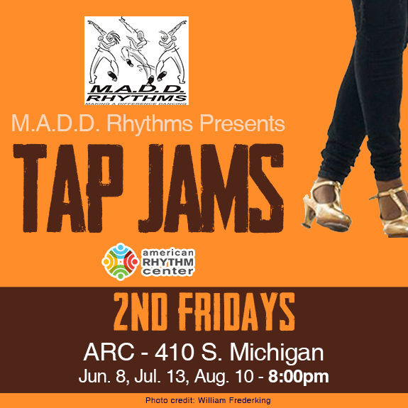 2nd Fri Tap Jam instagram Spring 2018(1)