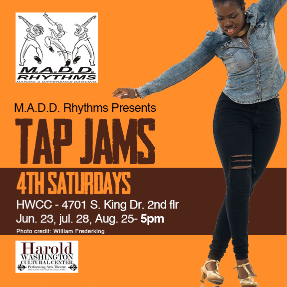 4th Sat Tap Jam instagram Spring 2018(1)